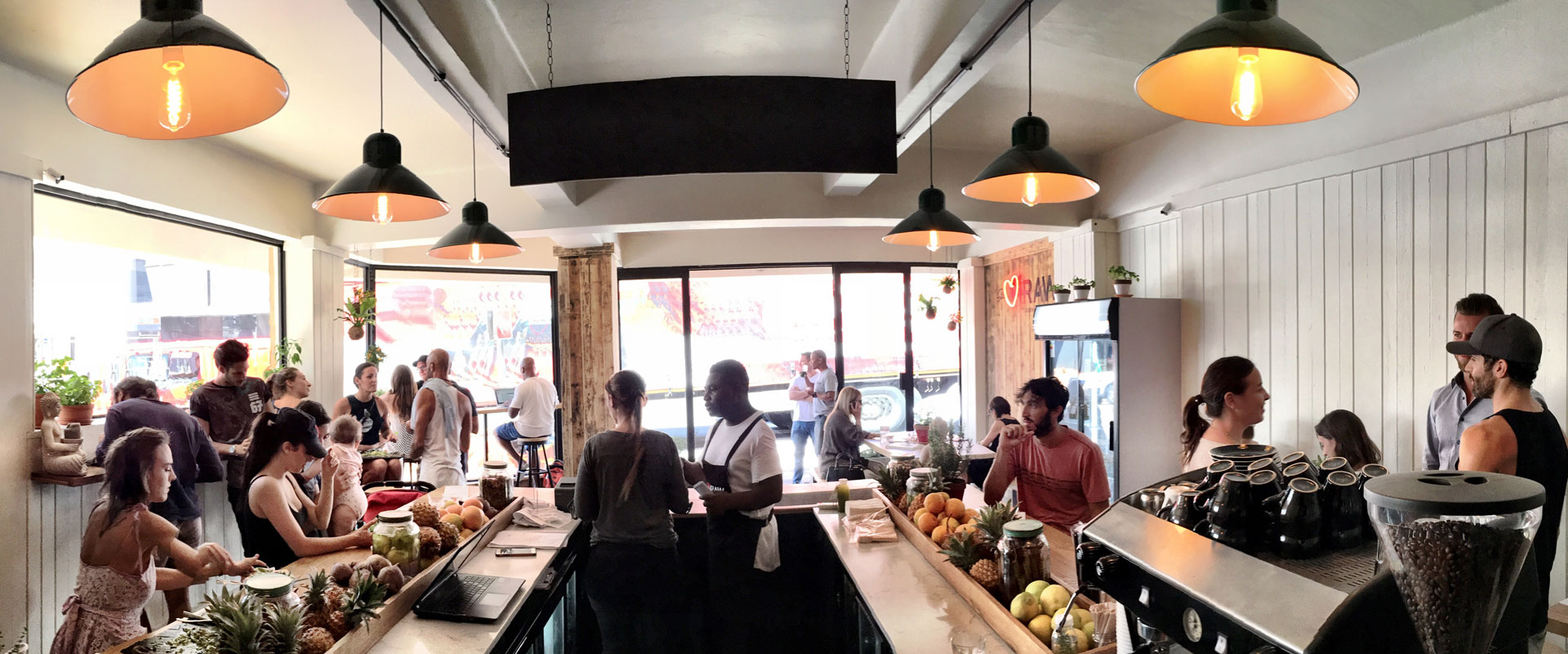 Review - Scheckter's Raw, Sea Point - Cape Town Vegan